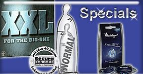 Kondome Specials