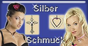 Eleganter Silber Schmuck